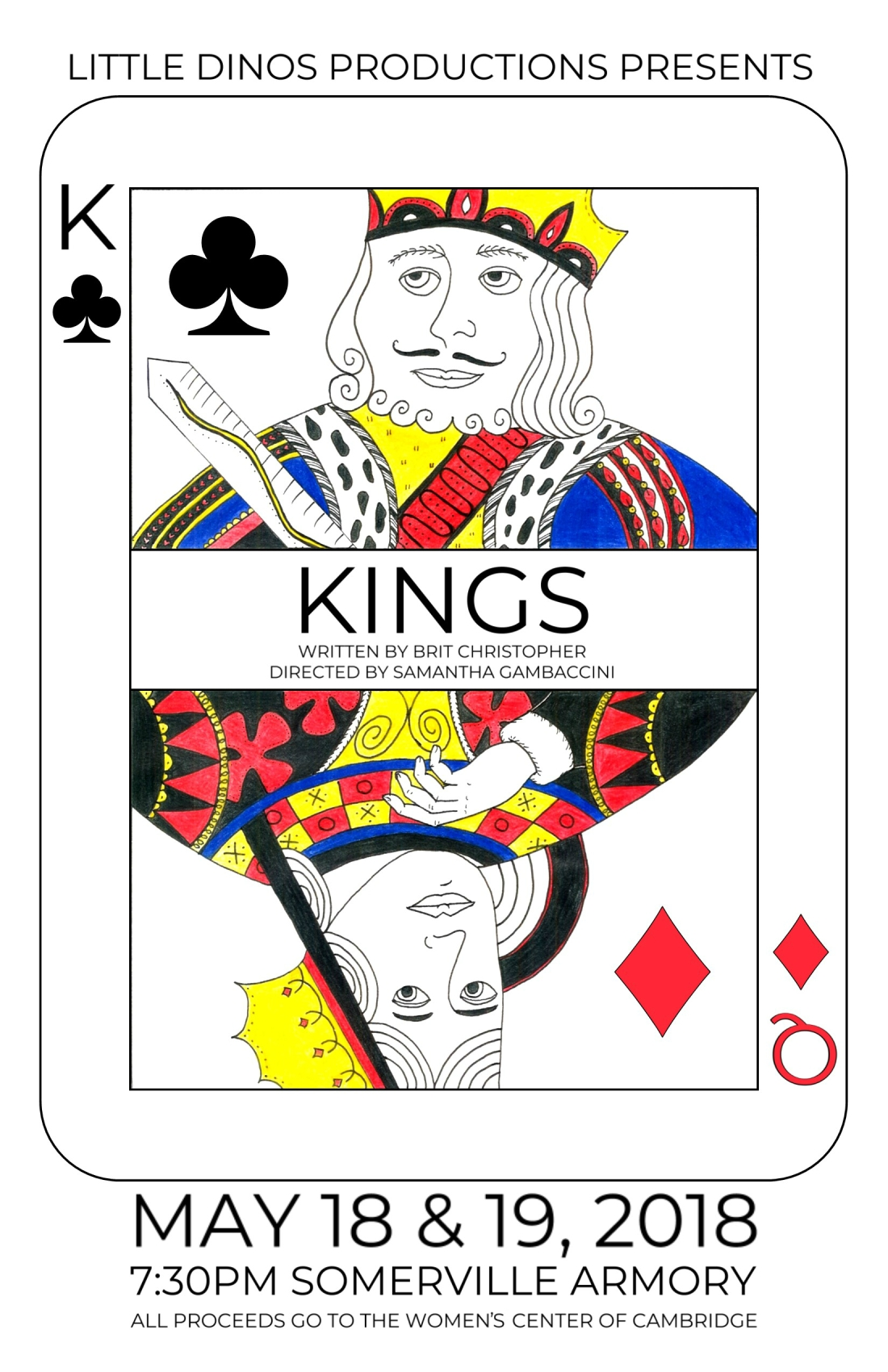 Kings FINAL Poster Apostrophe